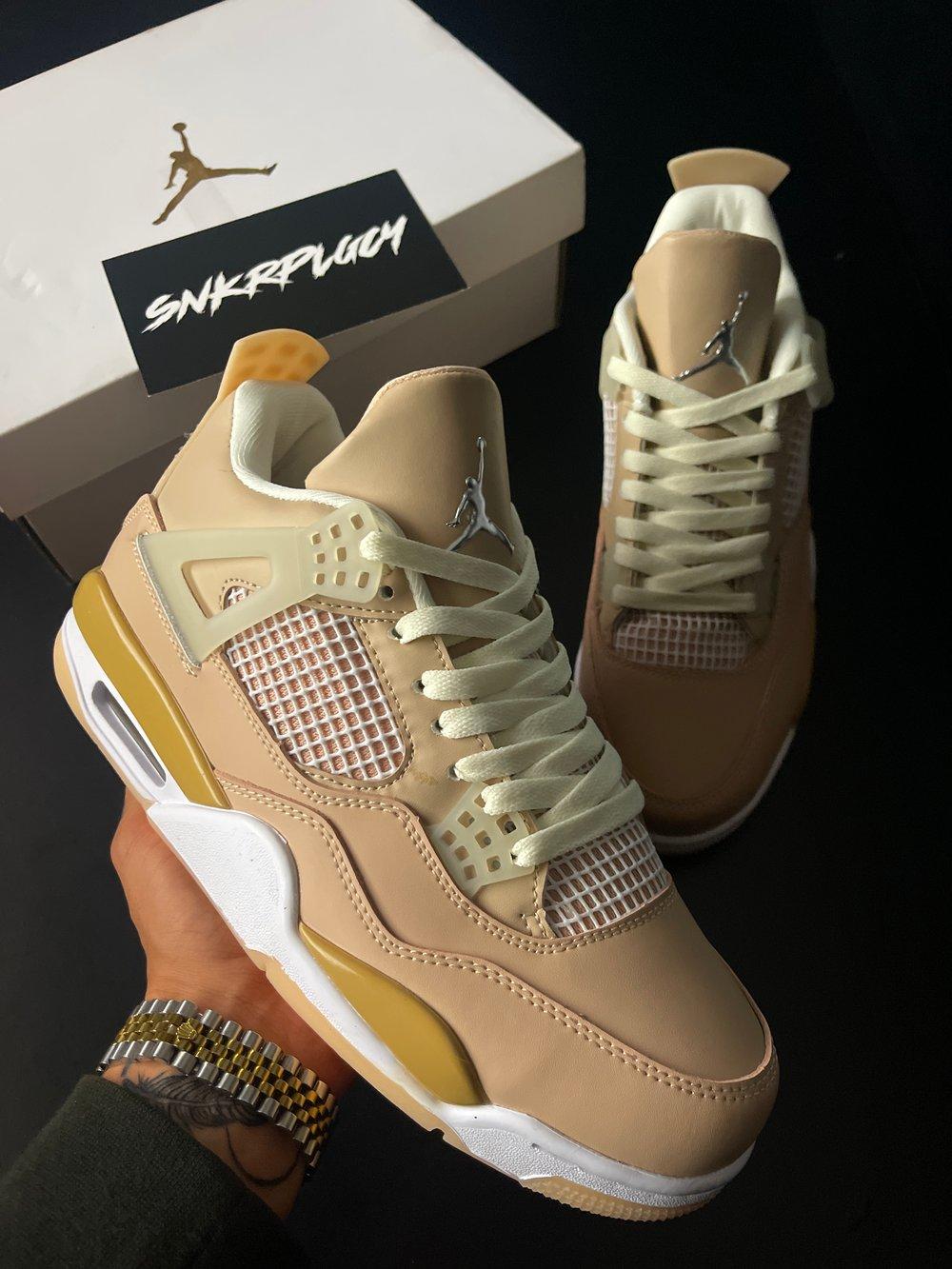 "Air Jordan 4 (W) / ""Shimmer"""