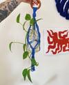 October Blues Mini Hangers