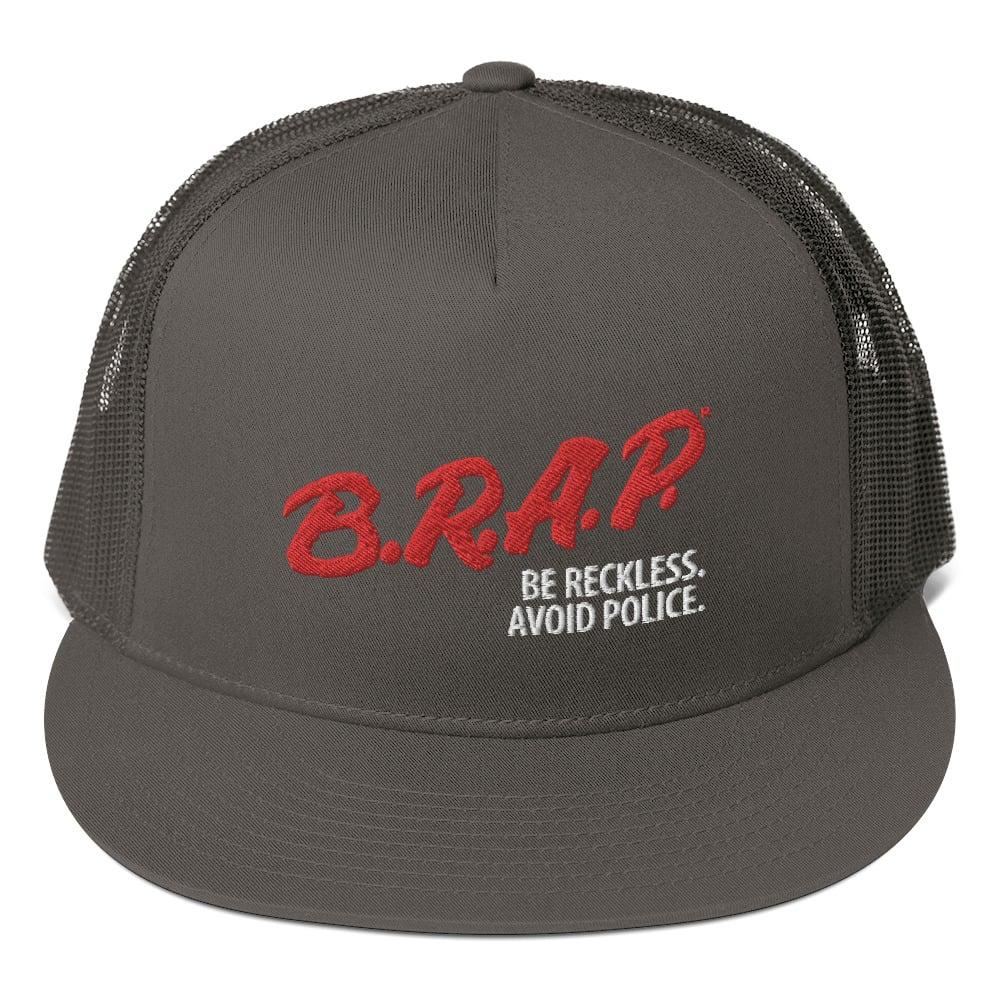 Image of B.R.A.P Snapback