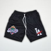 """Image of Black """"Second Star"""" Shorts (PREORDER)"""