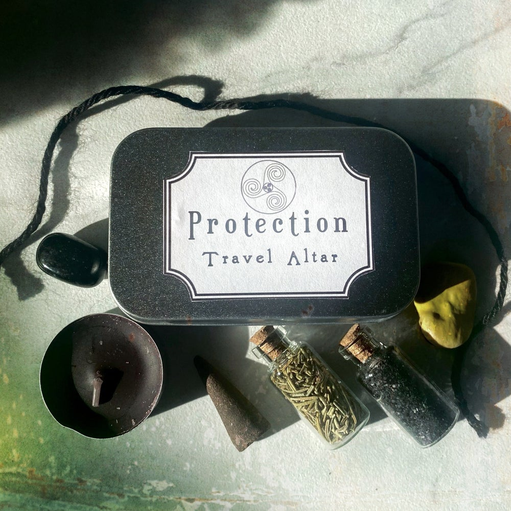 Image of Protection Travel Altar