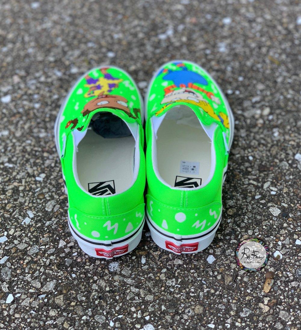 Image of Angelica x Susie Classic Slip On Vans