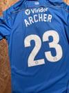 Match Worn 2019/20 Joma Home Shirt Archer