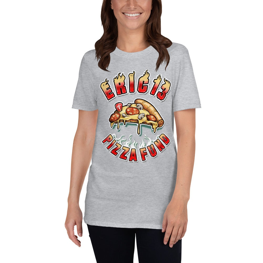 Image of ERIC13 PIZZA FUND TEE