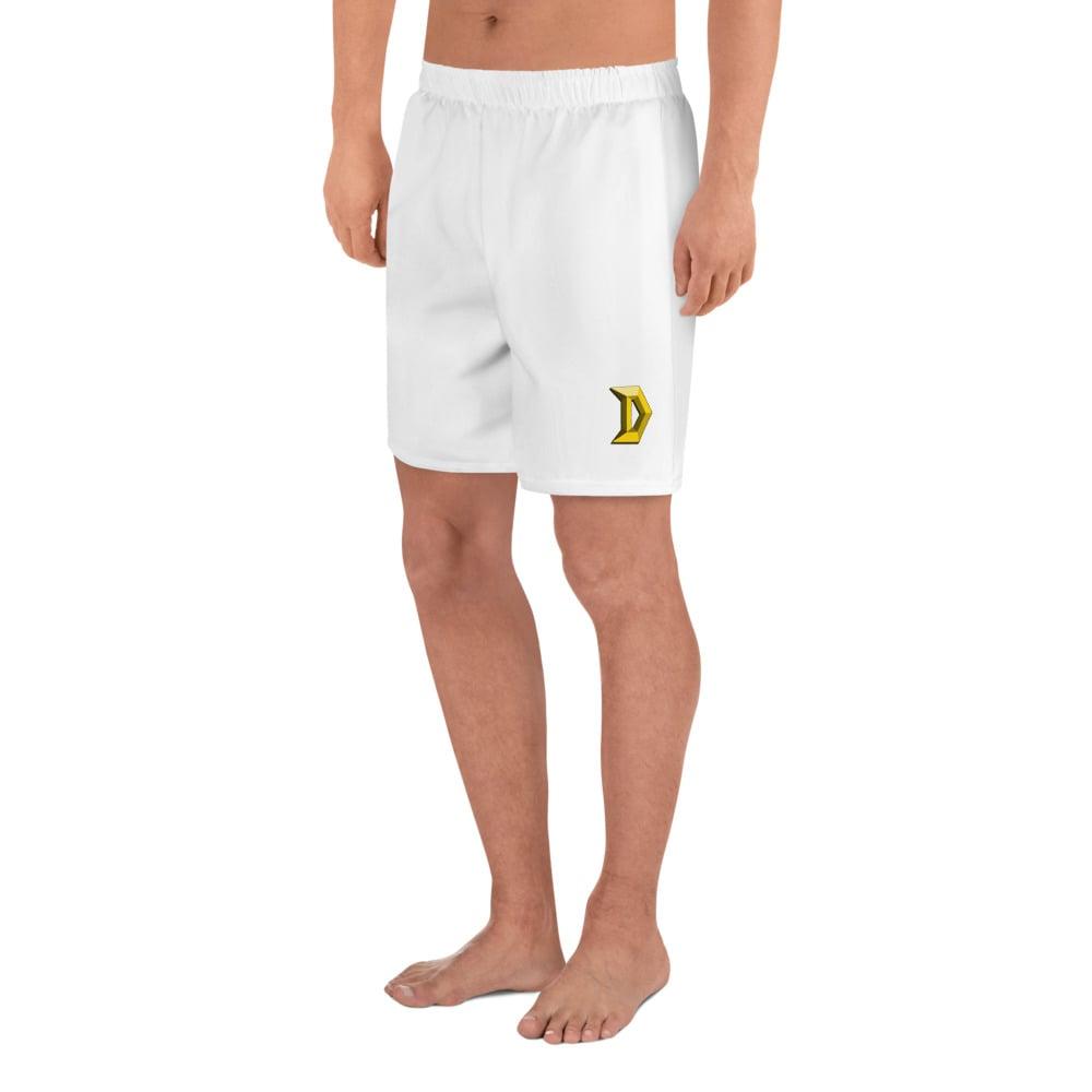 Image of Men's Athletic Long Shorts