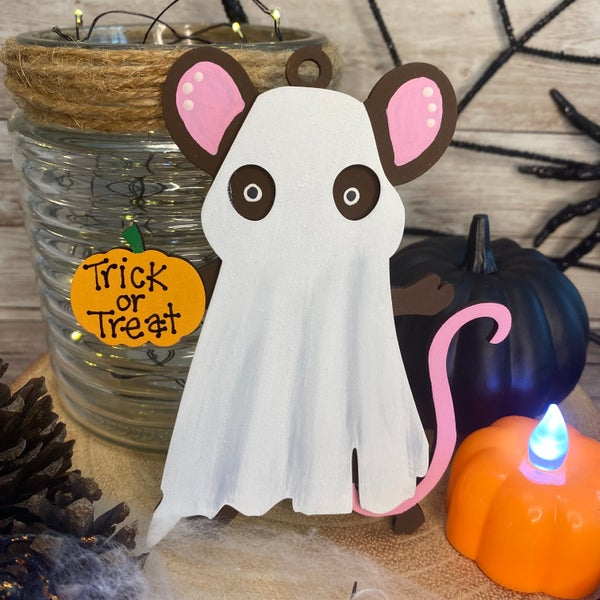 Image of Gladys the Ghostly Mouse