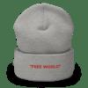 "FW21 - ""FREE WORLD"" Beanie"