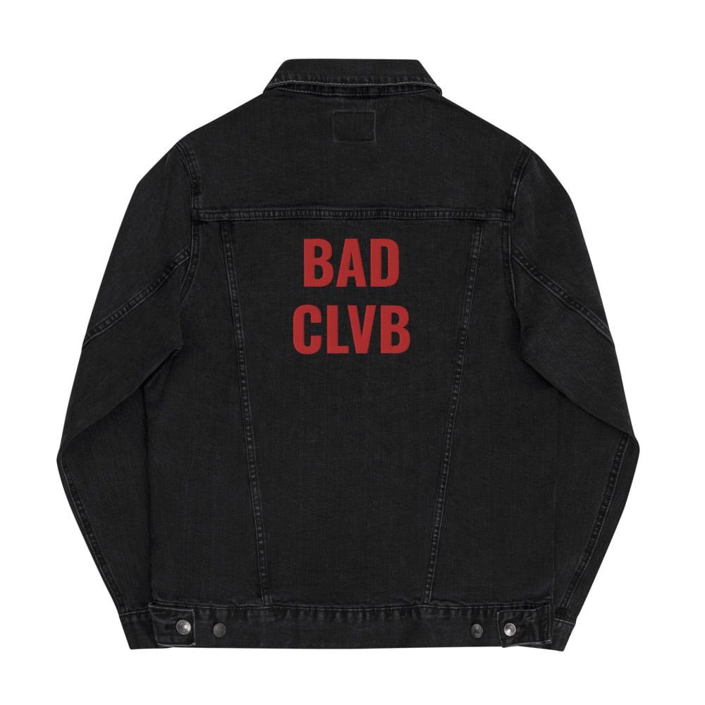 BAD CLVB - Unisex Denim Jacket
