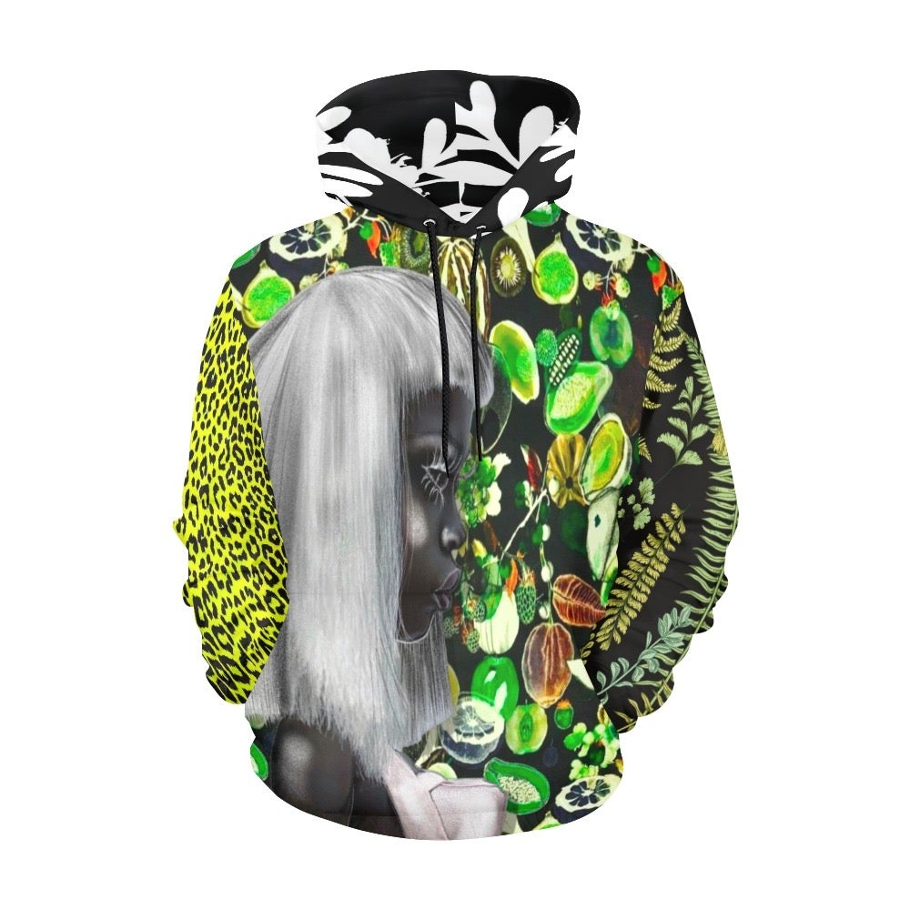 Image of JUNGLE FEVER HOODIE