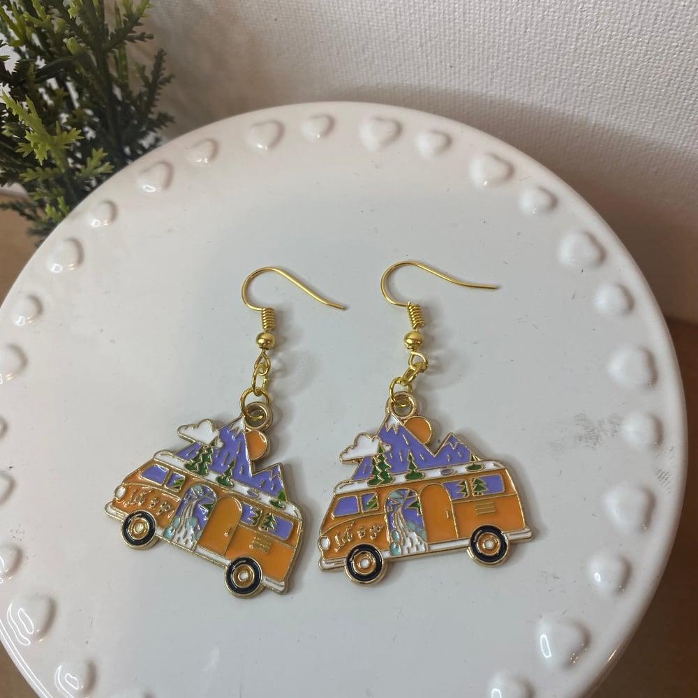Image of Let's Adventure Earrings