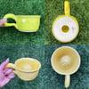 Yellow Juicer Mug