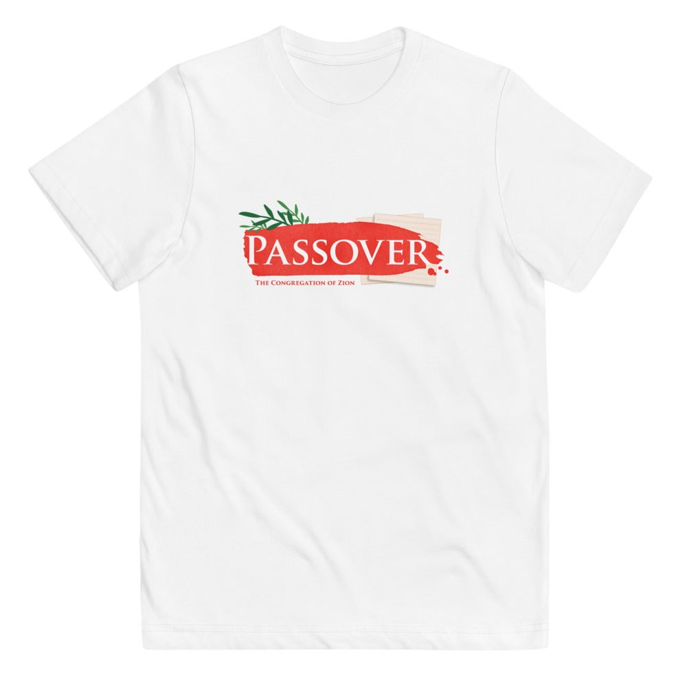Image of Youth jersey t-shirt