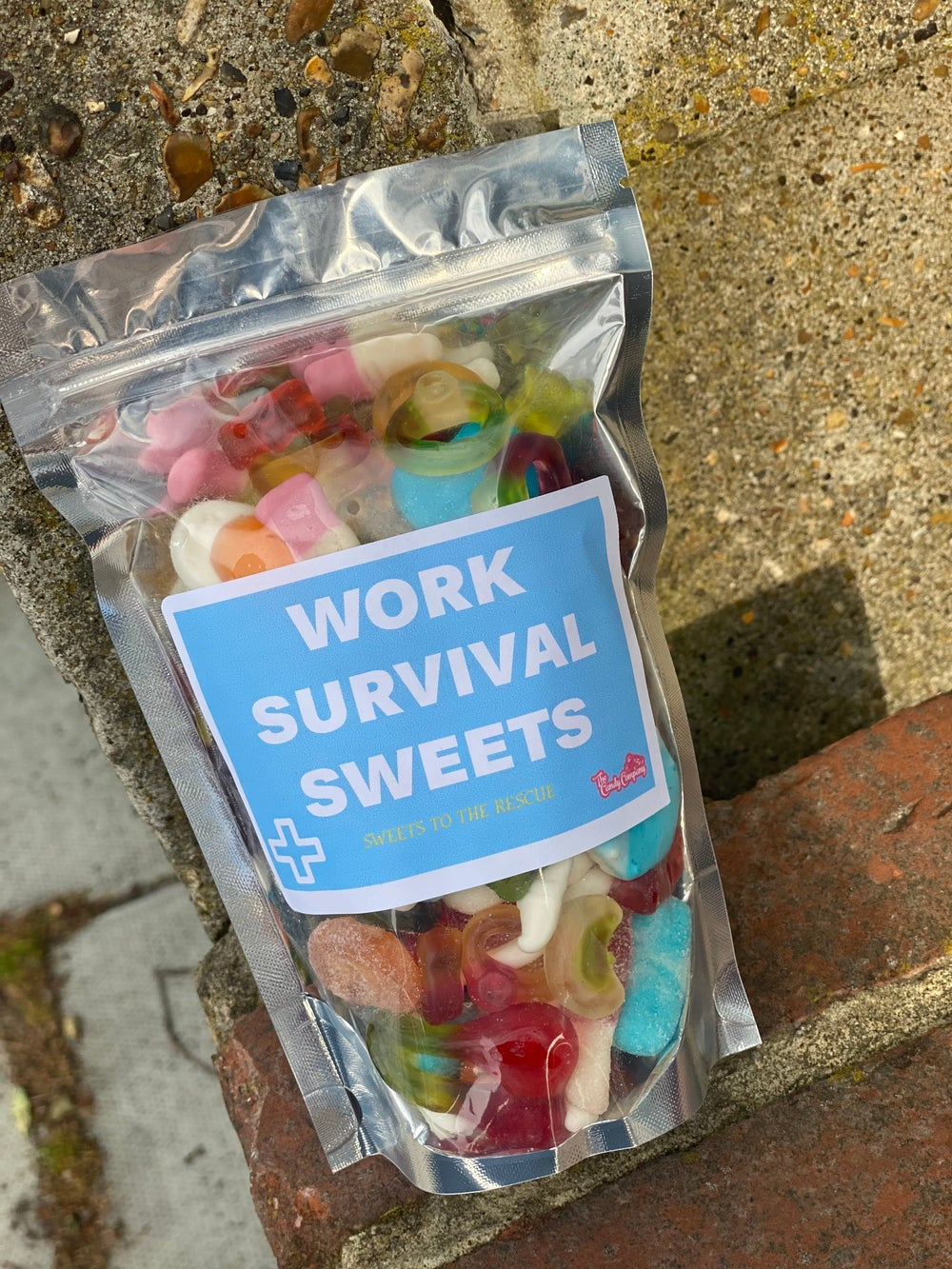 Work Survival Pic N Mix Pouch