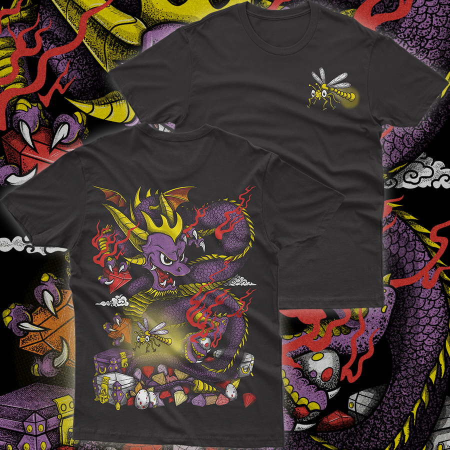 Image of Loot Guardian (Front & Back Print )