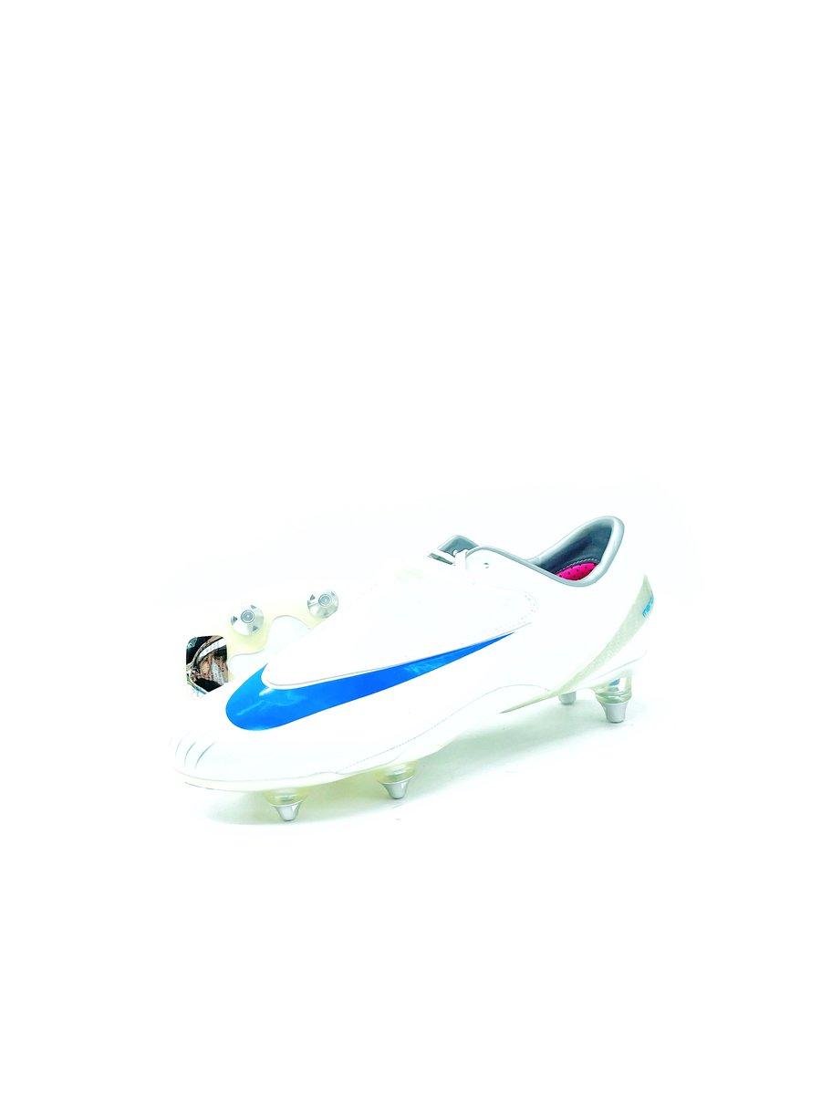Image of Nike Vapor IV SG white