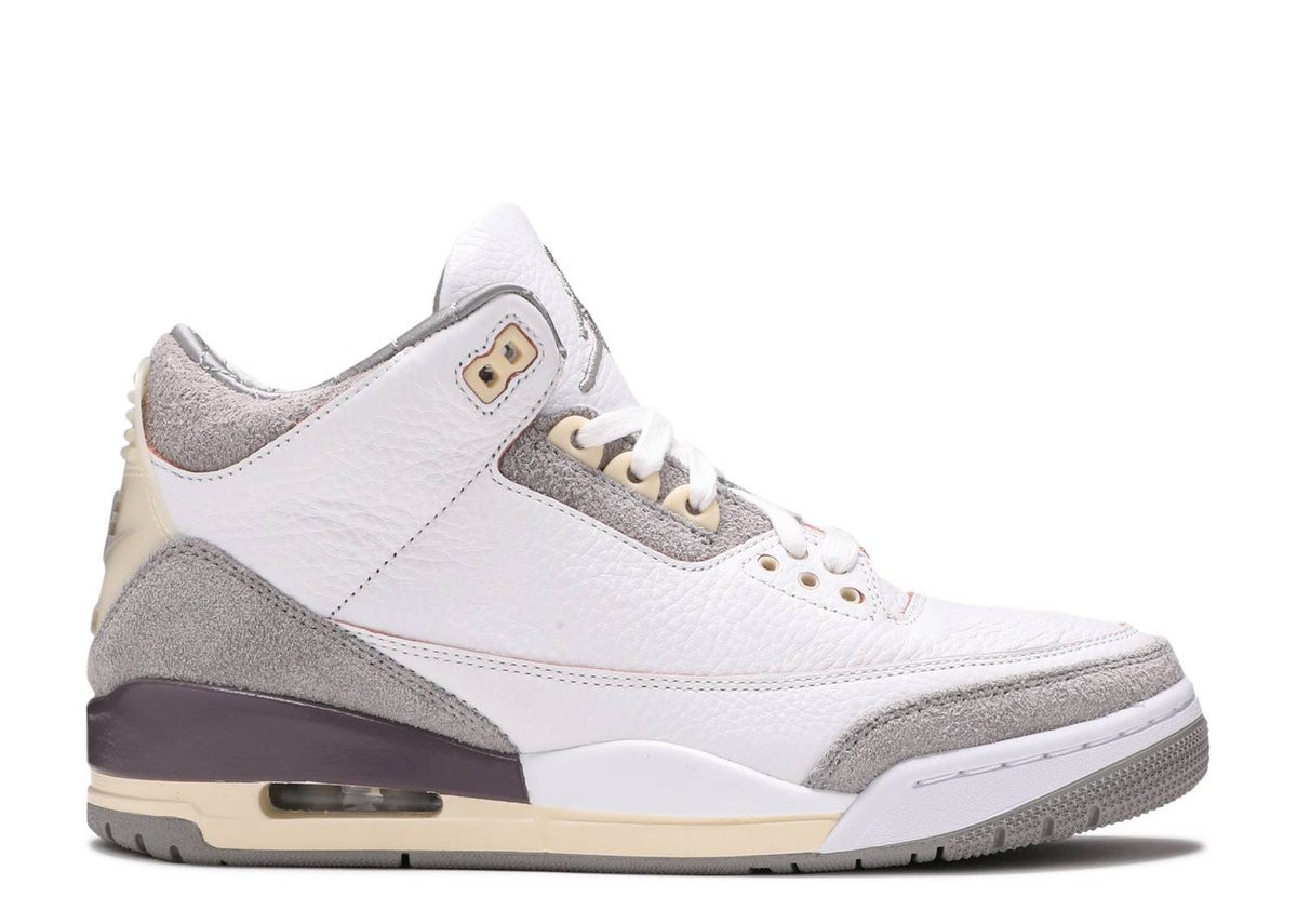 Image of A MA MANIÉRE X WMNS AIR JORDAN 3 RETRO SP 'RAISED BY WOMEN'