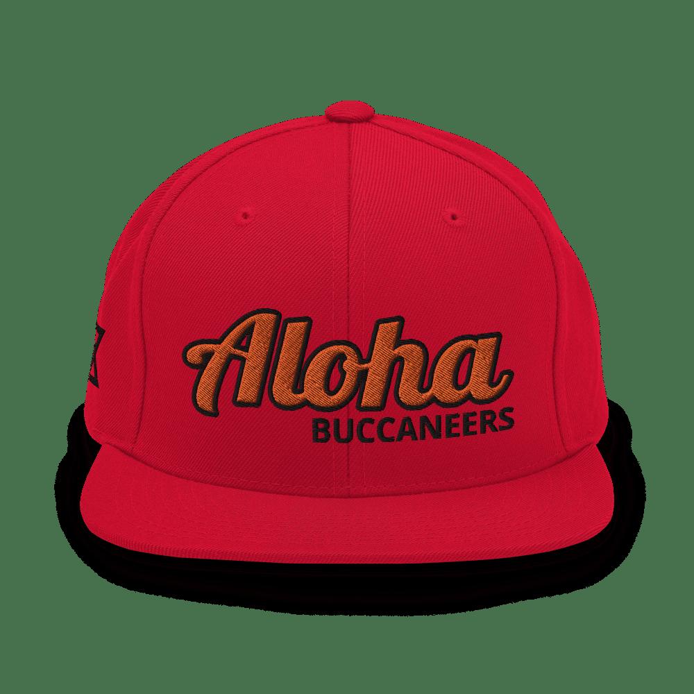 """Aloha """"Buccaneers"""" Snapback"""