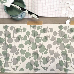 Image of Screen print and Make a Lampshade - One Day Workshop or Four Week Evening Course