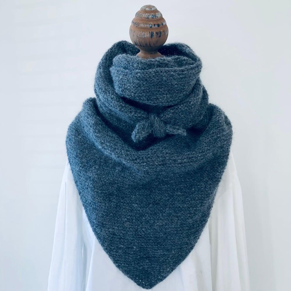 Image of The Astrid Wrap - Dark grey
