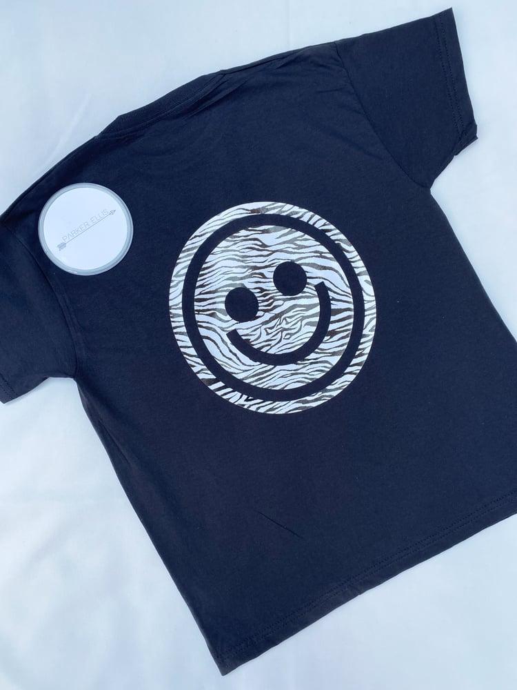 Image of Smile Tee in Black