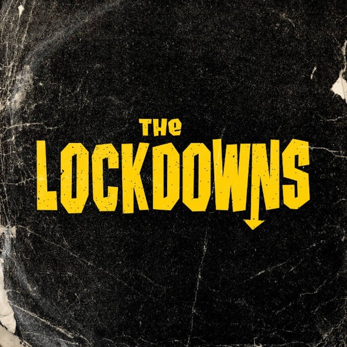 Image of The Lockdowns - S/T Cd ep