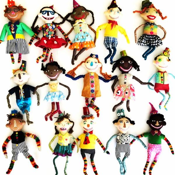 Image of Happy Dolls