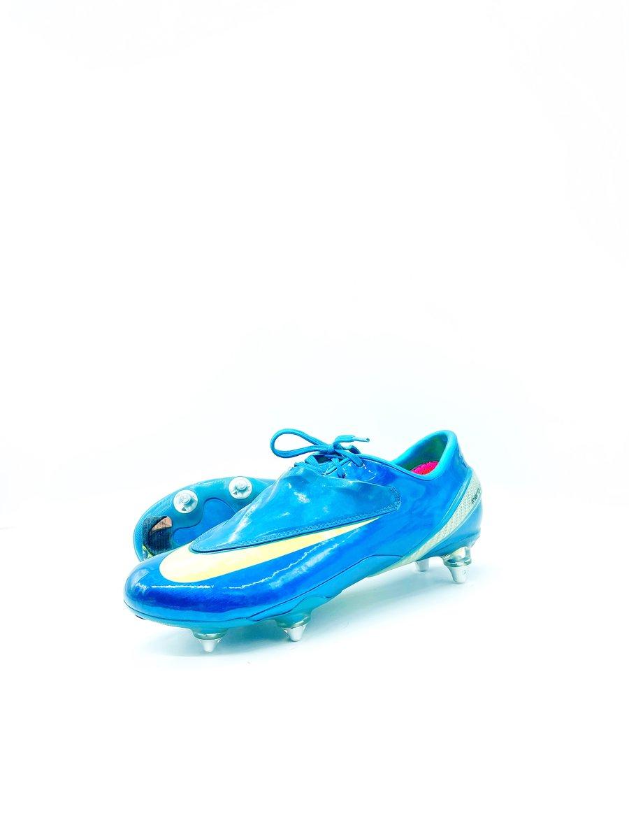Image of Nike Vapor IV SG BLUE
