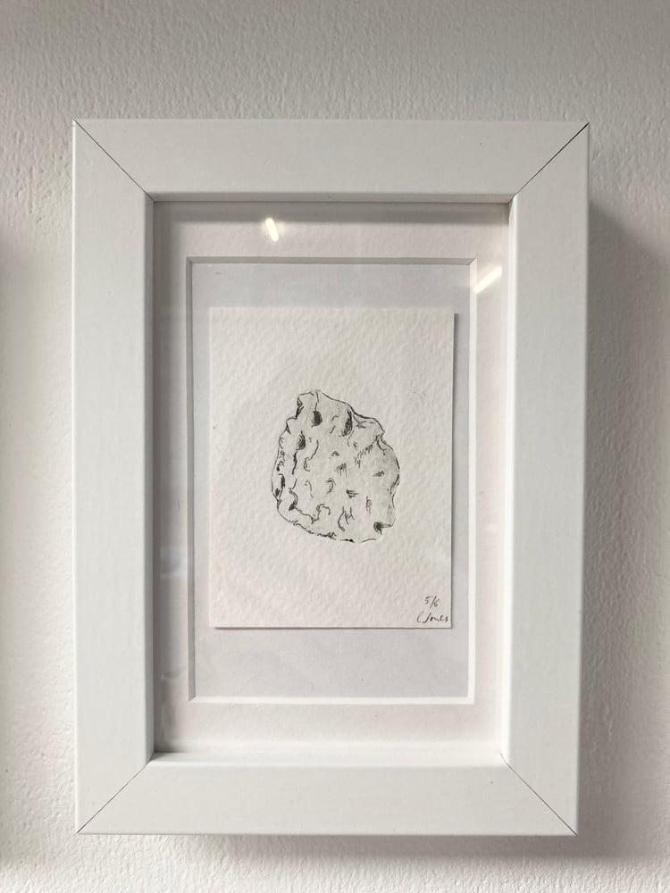 Image of Rock etching #2