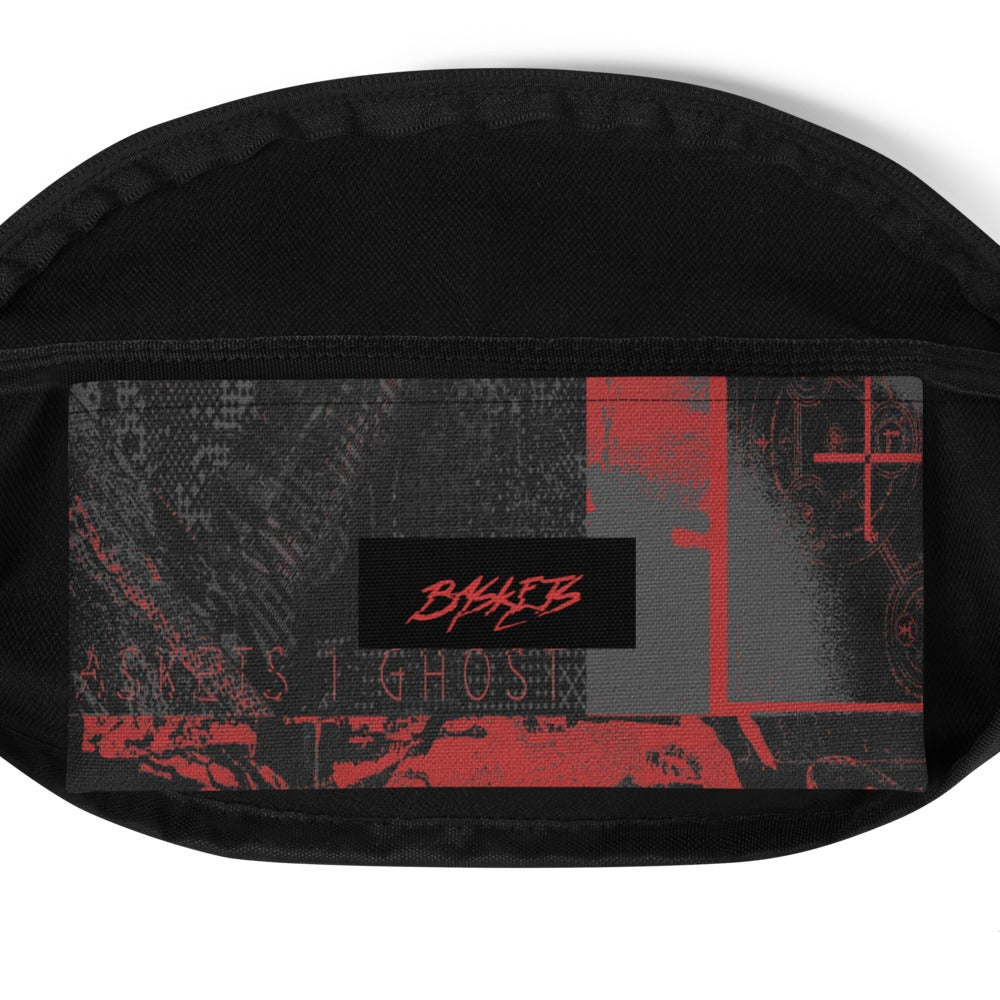 baskets ghost ep fanny pack