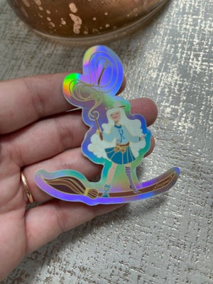 The Artist, Loona Ceiling Holo Sticker