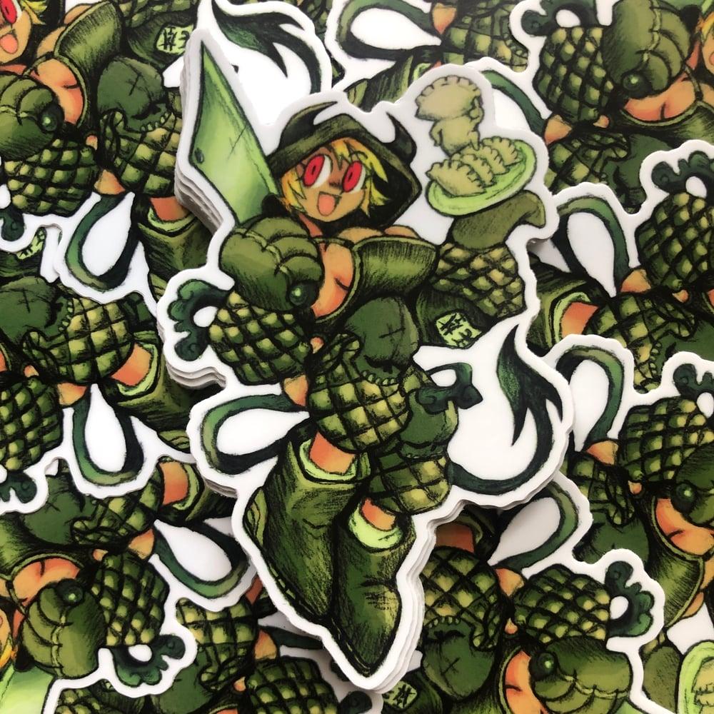 Image of NIKAIDO! Sticker