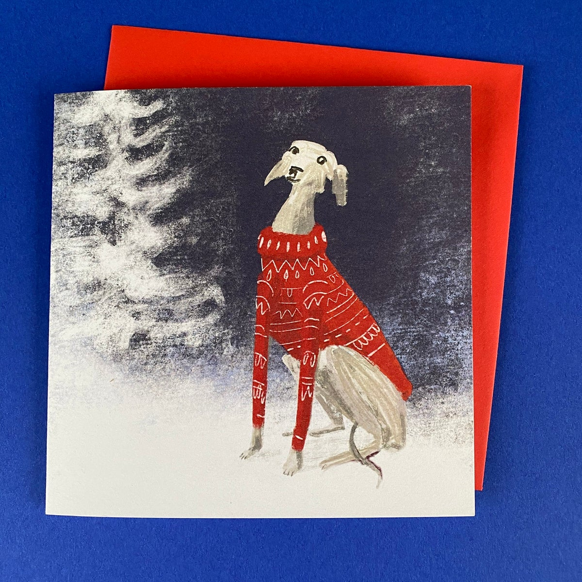 Image of Dogs in Jumpers Luxury Christmas Cards (multipack)