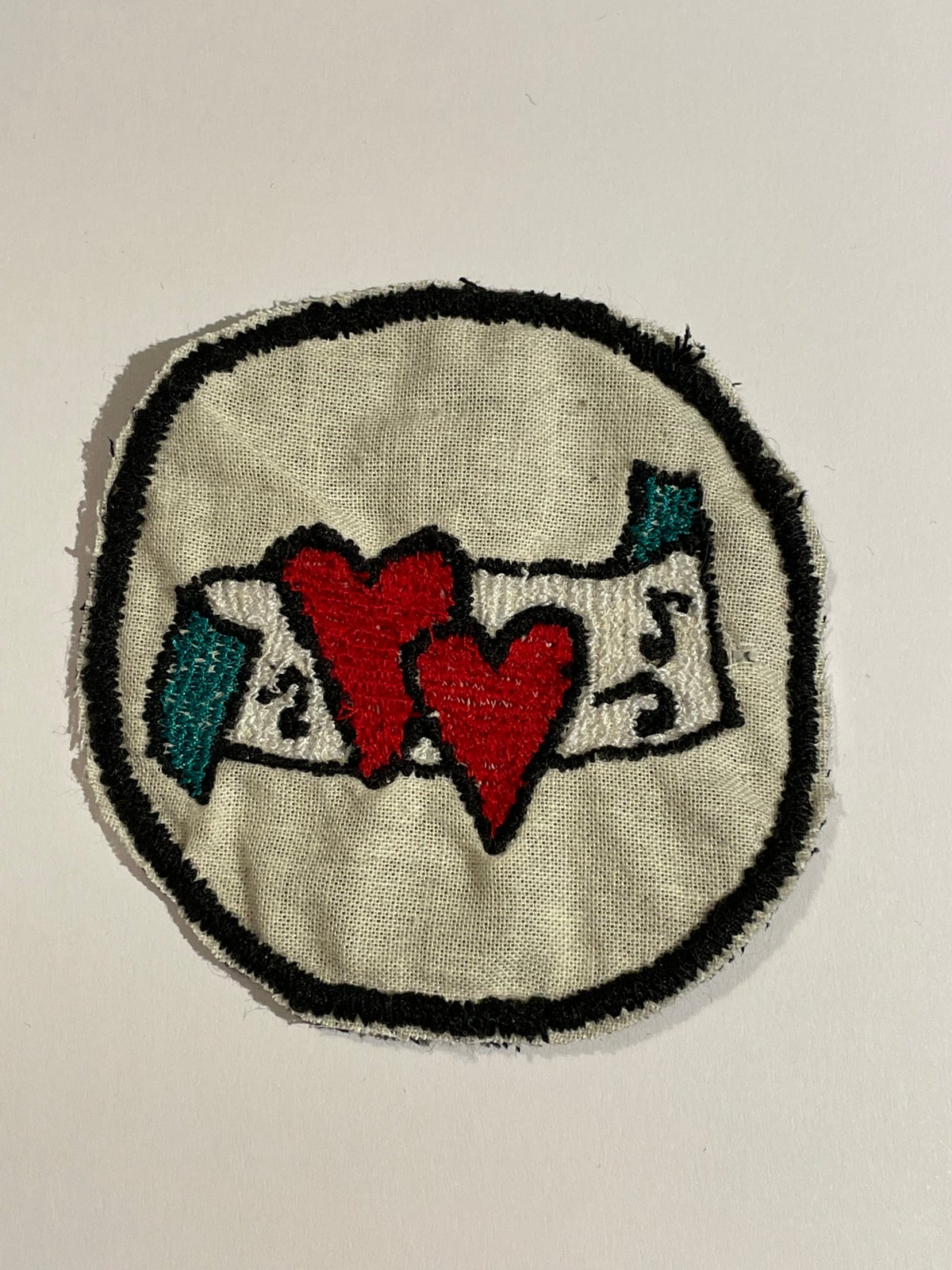 Image of Lovers patch.