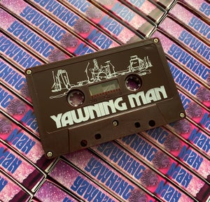 Image of YAWNING MAN 'Live at Giant Rock' limited edition cassette