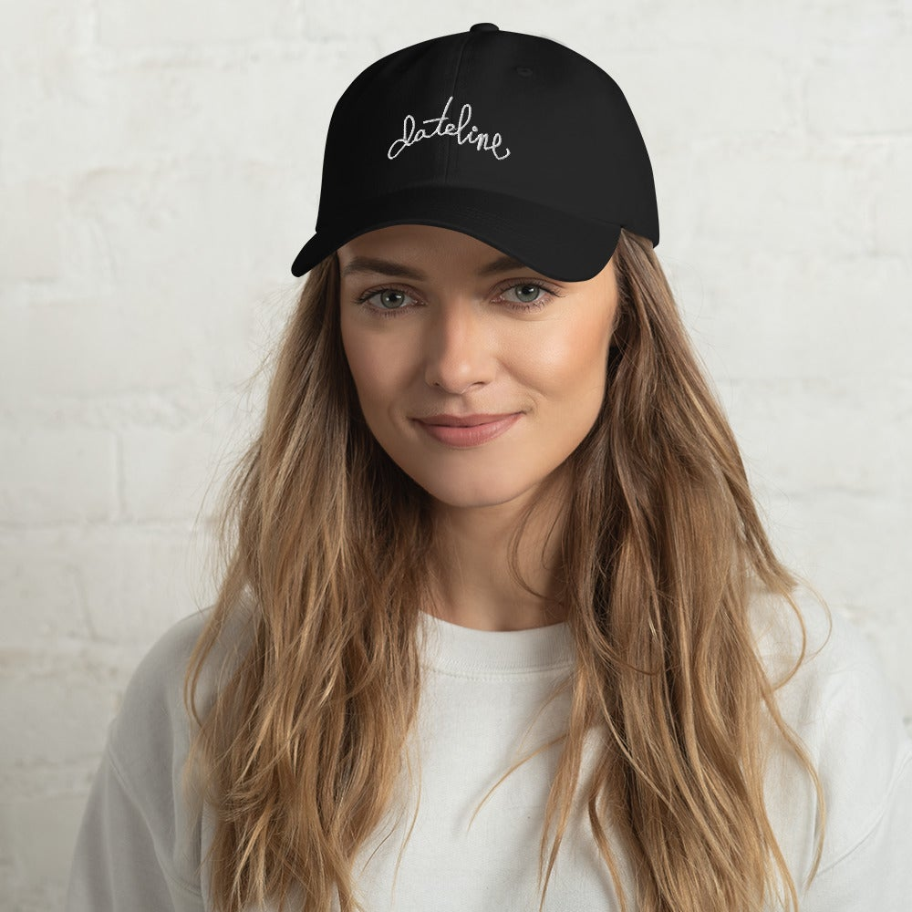 Image of Dateline the dad hat(Classic)