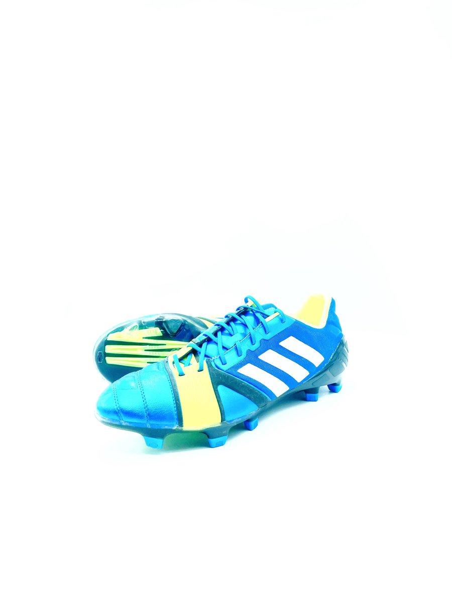 Image of Adidas Nitrocharge 1.0 Blue FG