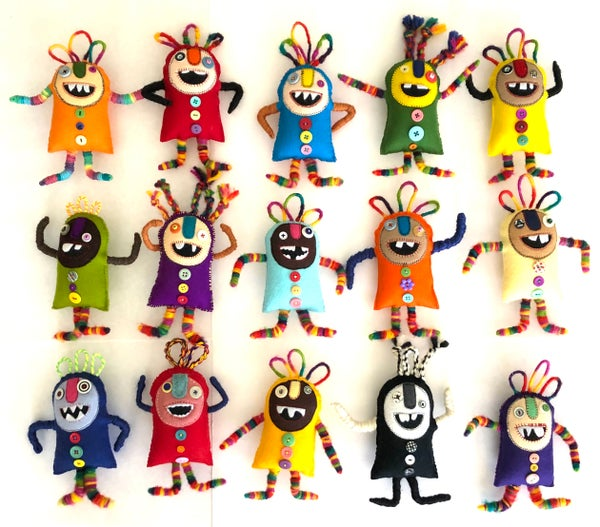 Image of Monsters