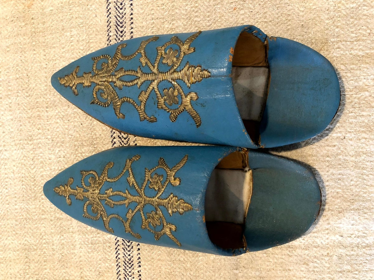 Image of Moroccan House Shoes
