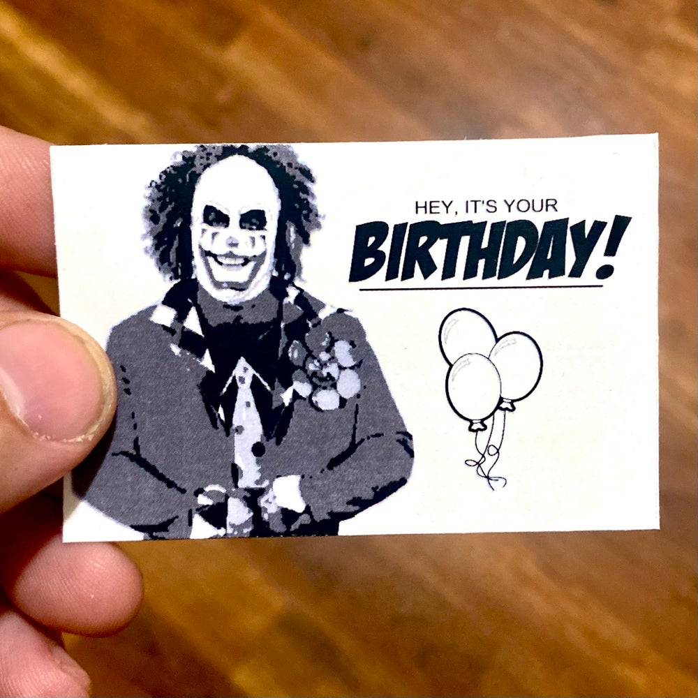 Hey, It's Your Birthday!<br>Business Casual Cards