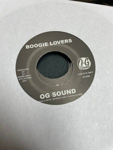 Image of Boogie lovers