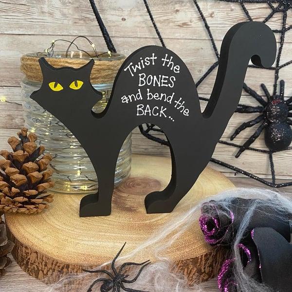 Image of Freestanding Cat