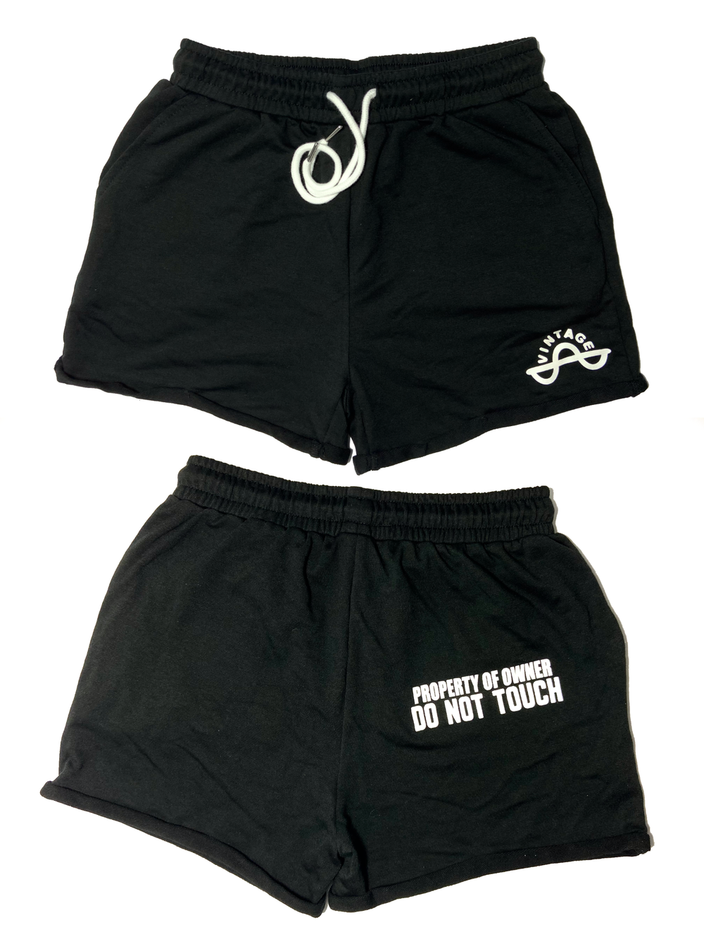 Image of Don't Touch Shorts
