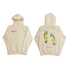 Heavy Steppers Luxury Hoodie (off-white)