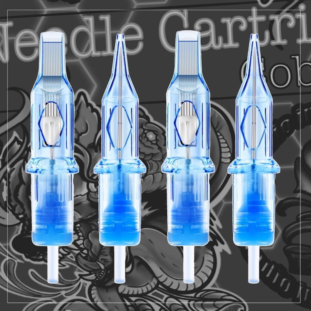 Image of COBALT NEEDLE CARTRIDGES  #12 LINERS