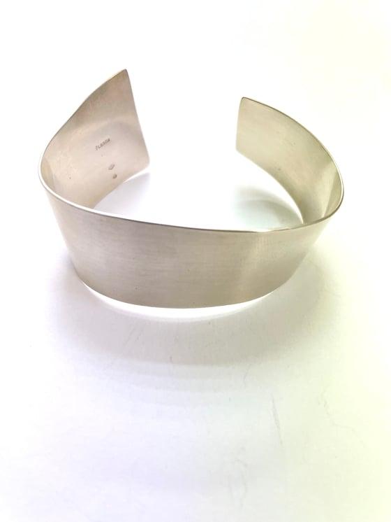 Image of Bracelet manchette Savoye