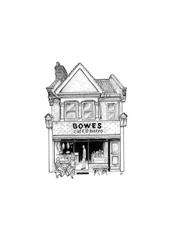 Image of Bowes Cafe