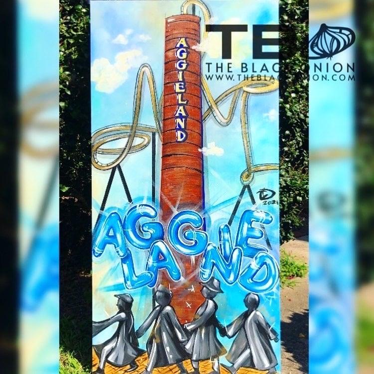 Image of AGGIELAND   original