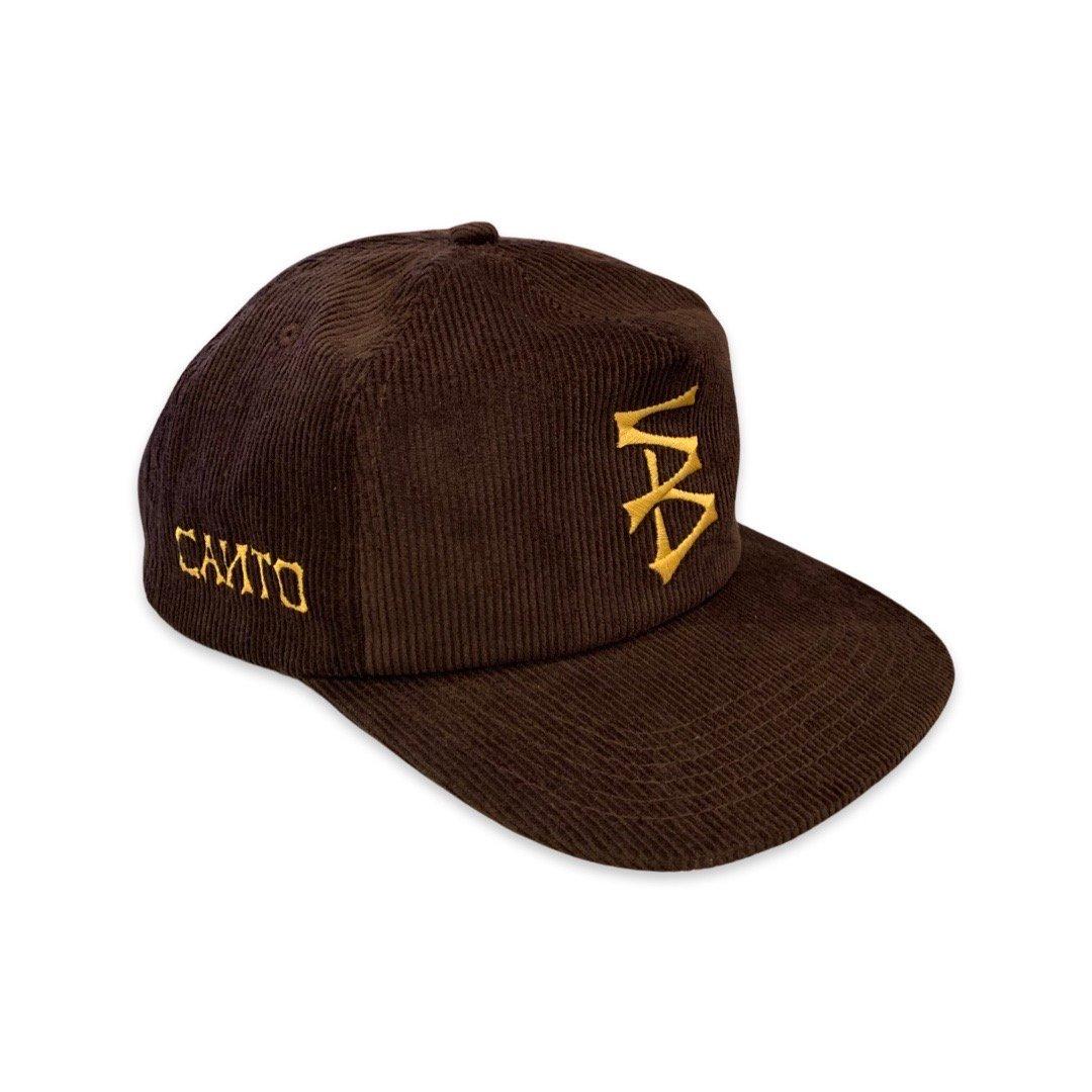 Image of Cyco Vision Snapback - Brown Corduroy
