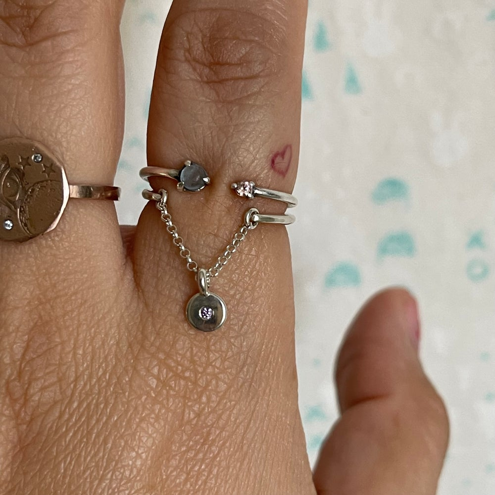 Image of  charm ring