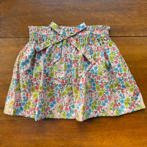 Image of Rosie Skirt in Poppy and Daisy